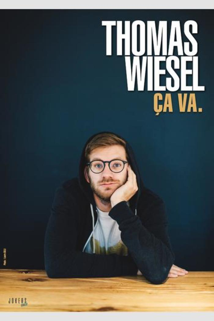 Thomas Wiesel – 16 mars 2021 – Casino Barrière