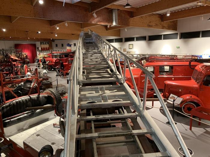 Journées du patrimoine 2020 - Visite libre sur réservation préalable du musée des sapeurs-pompiers de France