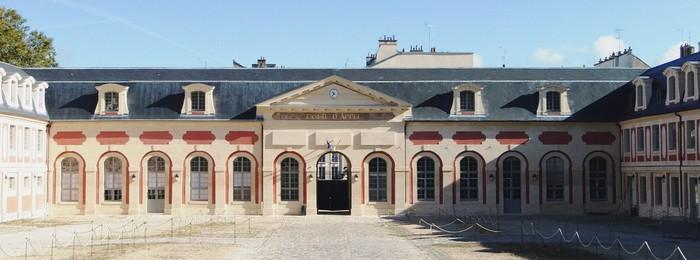 Journées du patrimoine 2020 - Visite guidée de la cour d'appel de Versailles et présentation de la Justice et des métiers judiciaires (magistrats, directeurs, greffiers)