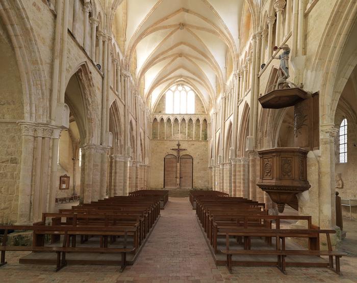 Journées du patrimoine 2020 - Visite libre de l'église avec projection d'un diaporama de présentation