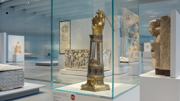 Journées du patrimoine 2020 - Visite Flash de la Galerie du temps