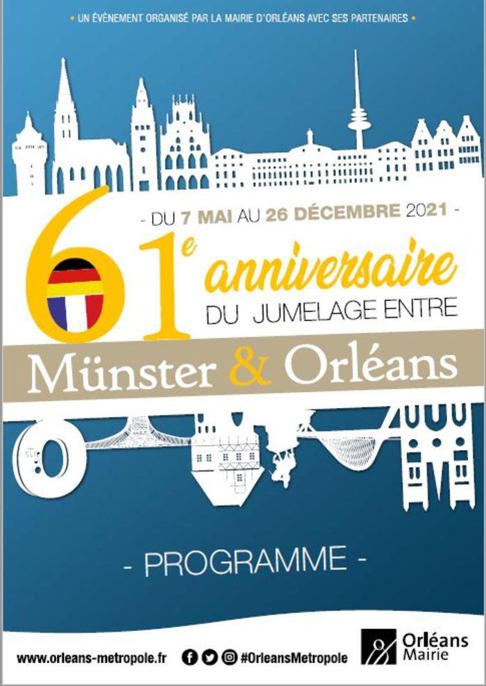 Festivités et animations sur le jumelage entre Münster et Orléans