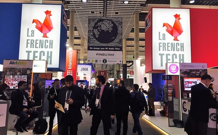 Rejoignez le pavillon French Tech au Mobile World Congress !
