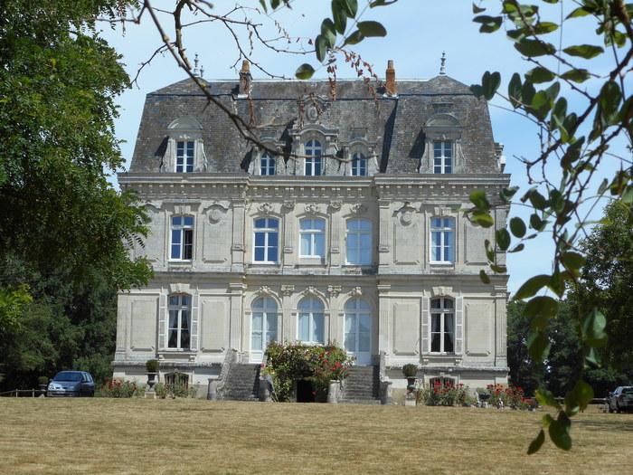 Journées du patrimoine 2020 - Château de la Maison Blanche