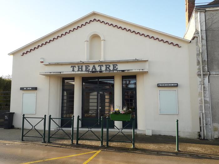 Journées du patrimoine 2019 - Visite ludique du Théâtre Municipal d'Angles!