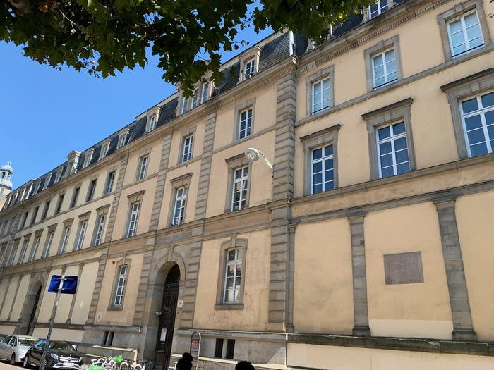 Journées du patrimoine 2020 - Visite du Gymnase Jean Sturm