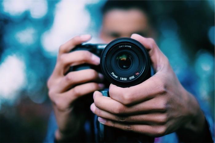 Mini-stage photos pour Adolescents