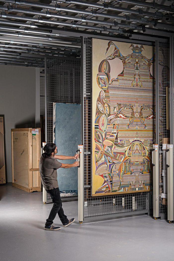Journées du patrimoine 2020 - Annulé | Visite des réserves du LaM