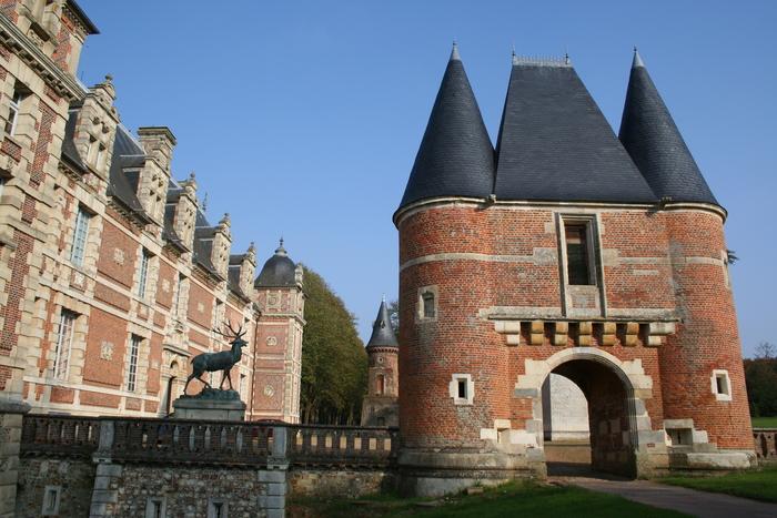 Journées du patrimoine 2020 - Visite guidée du château de Chambray