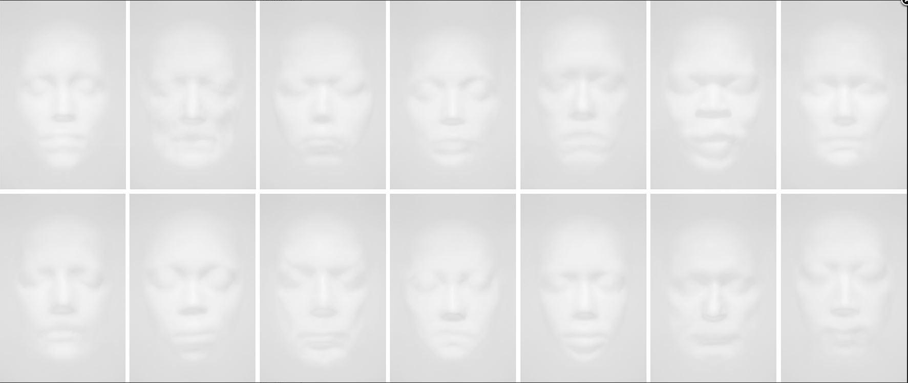 Première exposition institutionnelle pour Annabel Aoun Blanco qui cultive un travail original entre photographie et vidéo.