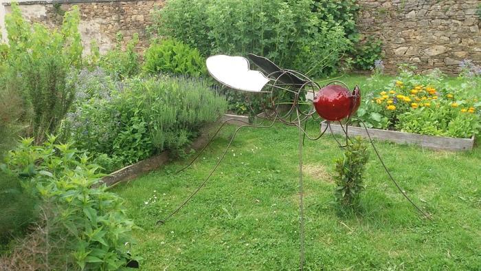 Journées du patrimoine 2019 - Découverte des Jardins Cécile Sabourdy