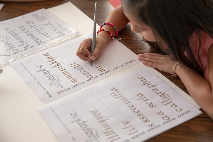 Journées du patrimoine 2019 - Atelier d'écritures anciennes