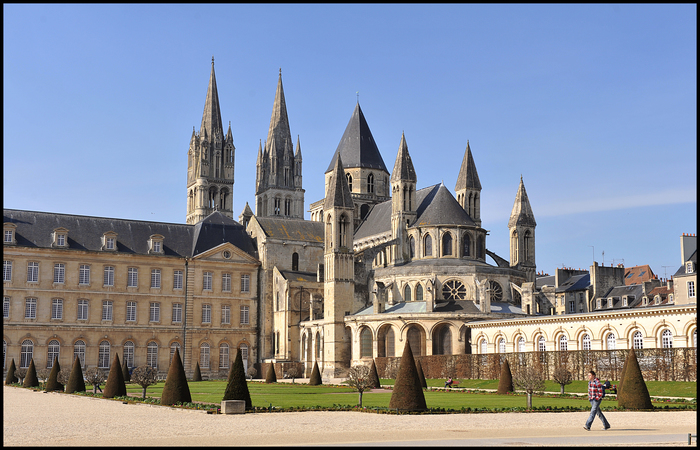 Journées du patrimoine 2019 - Visite libre de l'Abbaye-aux-Hommes