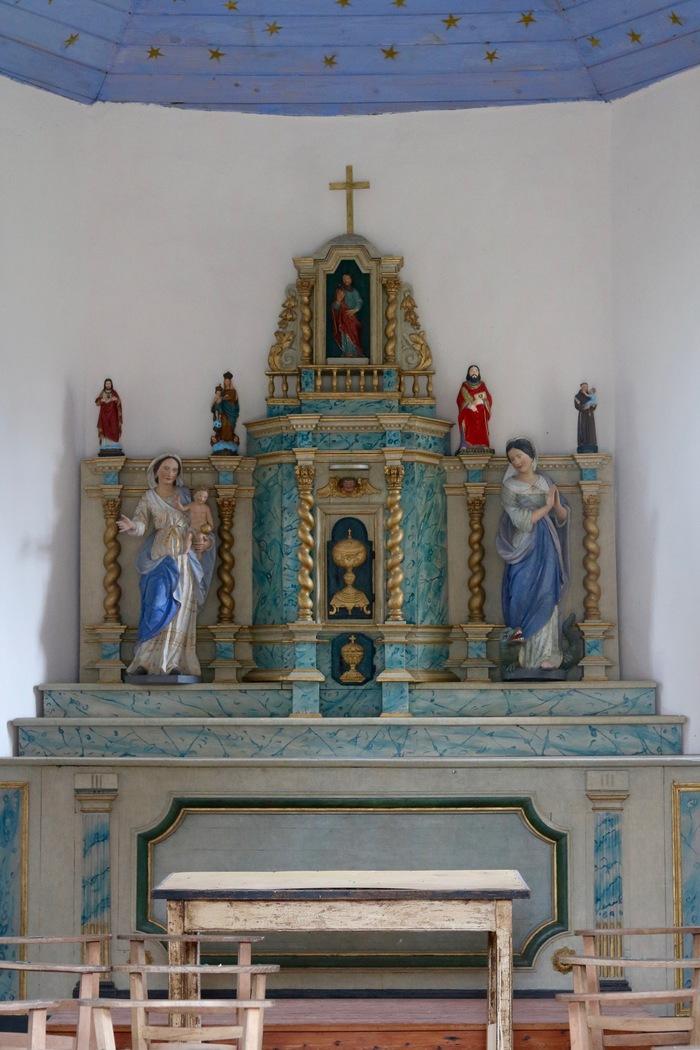 Journées du patrimoine 2020 - Journées du patrimoine à la Chapelle St-Marc, à Planguenoual.
