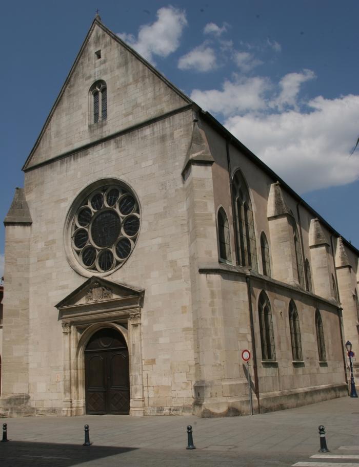 Journées du patrimoine 2019 - Visite libre de l'église des Cordeliers