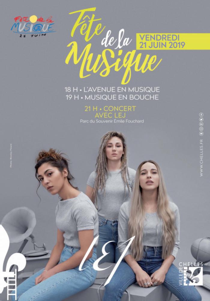 Fête de la musique 2019 - L.E.J