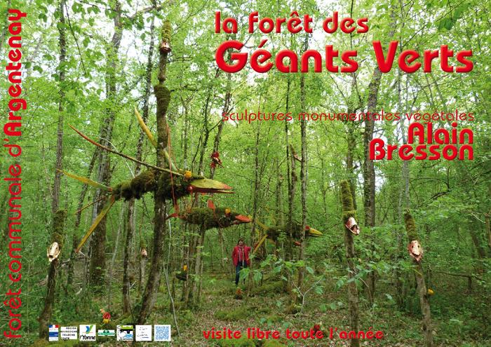 Journées du patrimoine 2019 - La Forêt des Géants Verts - Argentenay