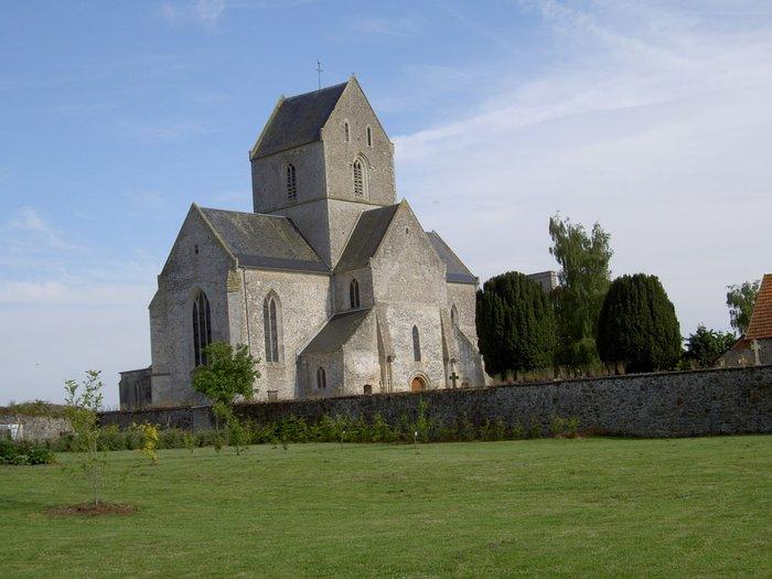 Journées du patrimoine 2020 - Visite guidée de l'abbatiale Saint-Fromond