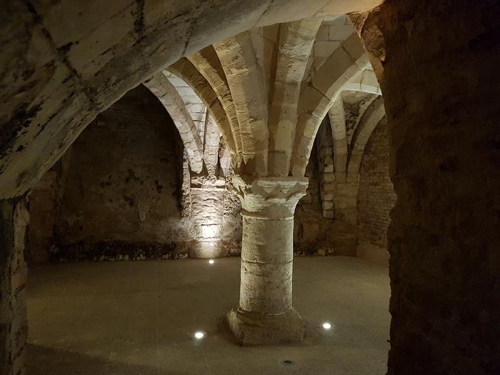 Journées du patrimoine 2019 - Visite libre des caves médiévales