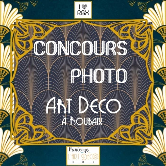 Concours Photo Instagram : Le patrimoine art déco de Roubaix