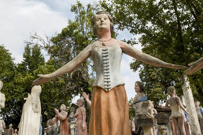 Journées du patrimoine 2020 - NANTILLÉ (17) : Visite guidée « La création de l'univers magique du Jardin de Gabriel »
