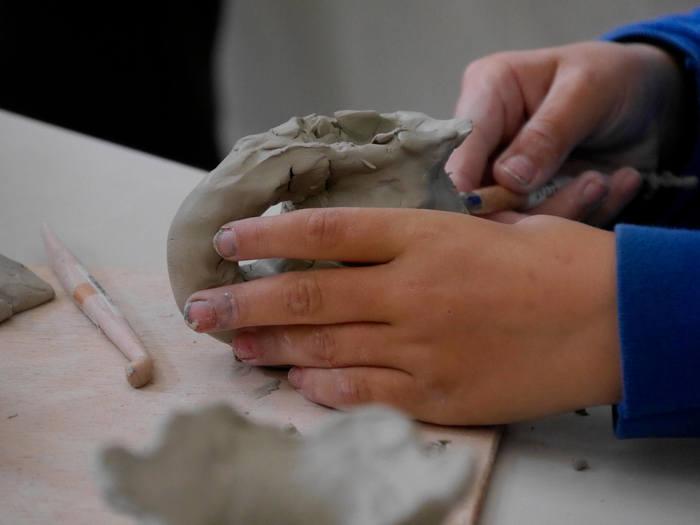 Journées du patrimoine 2019 - Ateliers taille de pierre et sculpture