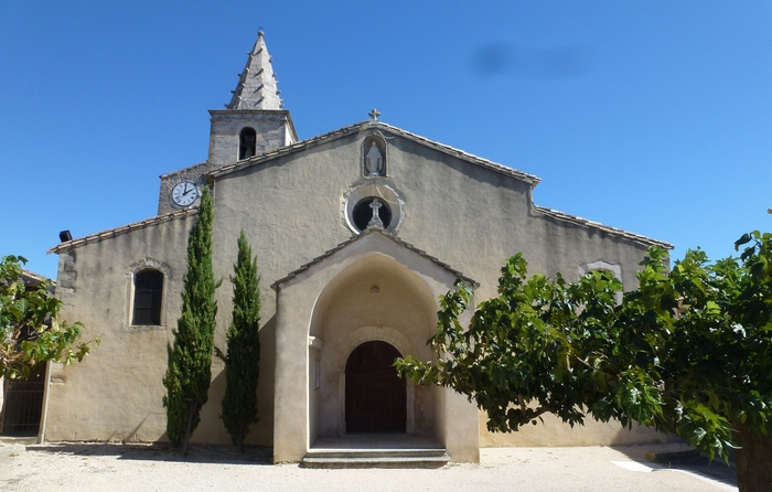 Journées du patrimoine 2020 - Ouverture de l'église de Cabrières d'Avignon