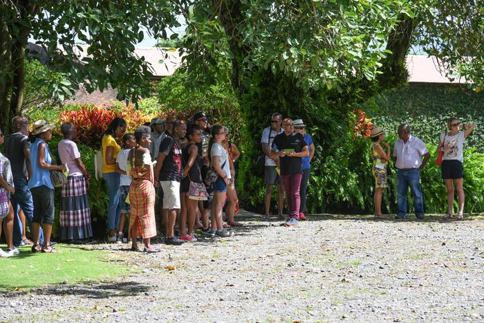 Journées du patrimoine 2019 - Basse-Pointe / Habitation Pécoul / De l'utile à l'agréable / visite guidée