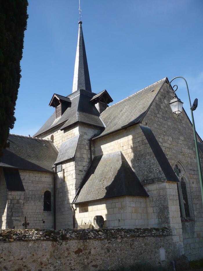Journées du patrimoine 2019 - Visite libre Eglise Notre-Dame & St Julien