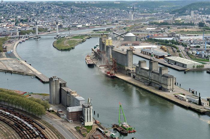 Journées du patrimoine 2020 - Visite guidée du port de Rouen