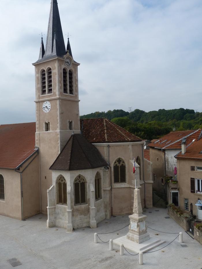 Journées du patrimoine 2020 - Visite de l'église Saint-Léger