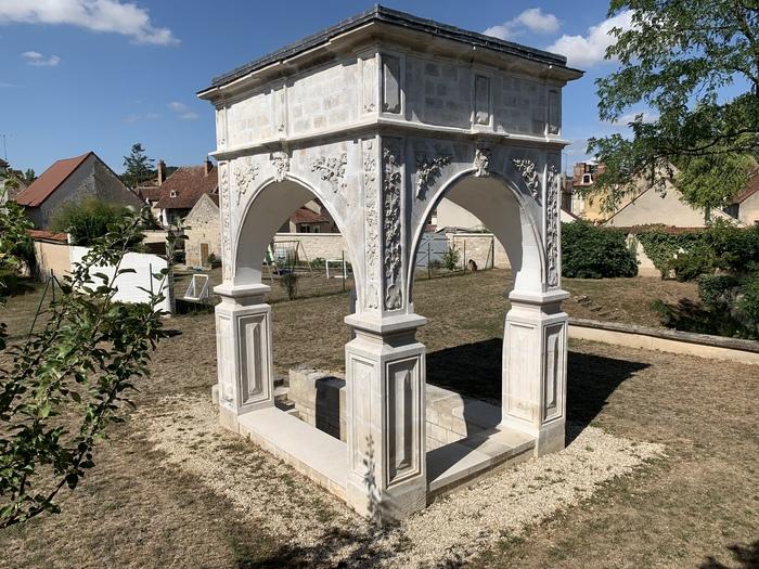 Journées du patrimoine 2019 - Découverte de la fontaine Sombron