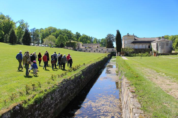 Journées du patrimoine 2020 - Visite guidée par le propriétaire de l'abbaye