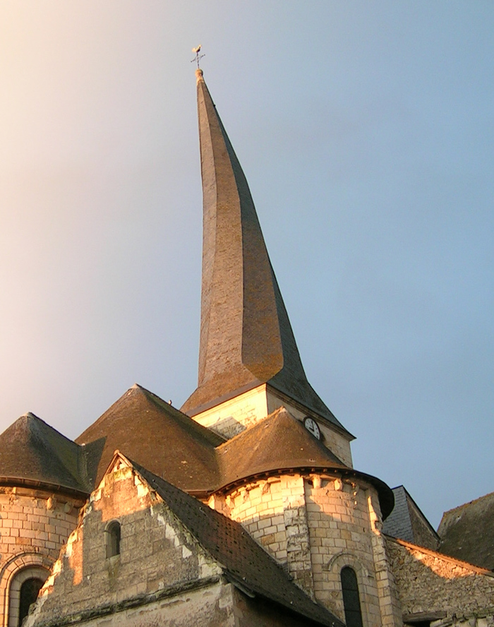 Journées du patrimoine 2019 - Visite libre de l'Église Saint-Symphorien de Le Vieil-Baugé