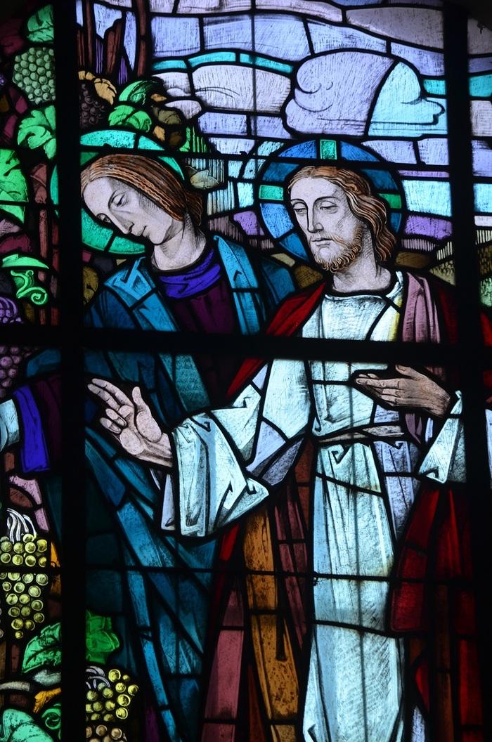 Journées du patrimoine 2019 - Découverte des vitraux de l'église de Raville