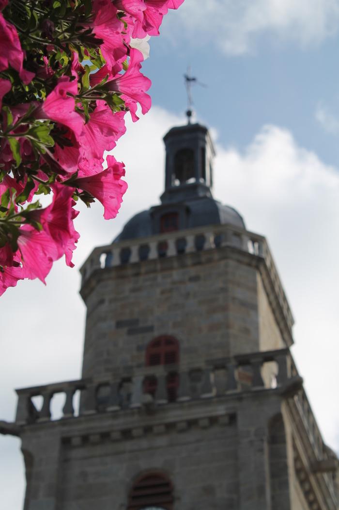Journées du patrimoine 2020 - Visite du clocher de l'église St Michel