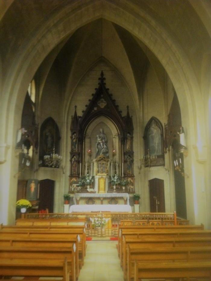 Journées du patrimoine 2020 - La chapelle du Carmel Sainte-Thérèse de Créteil