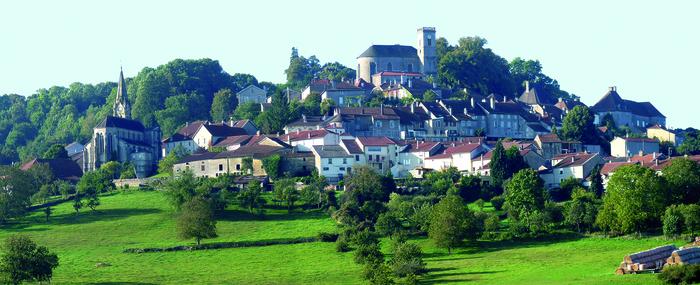 Journées du patrimoine 2019 - Sur la route des églises de la commune nouvelle de Bourmont