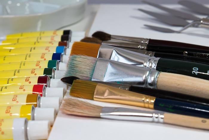 Journées du patrimoine 2020 - Atelier de peinture en plein air en famille