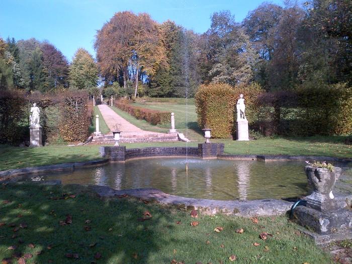 Journées du patrimoine 2019 - Visite guidée du jardin de Silière