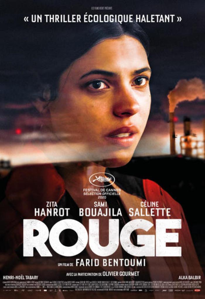 Ciné thriller / Rouge