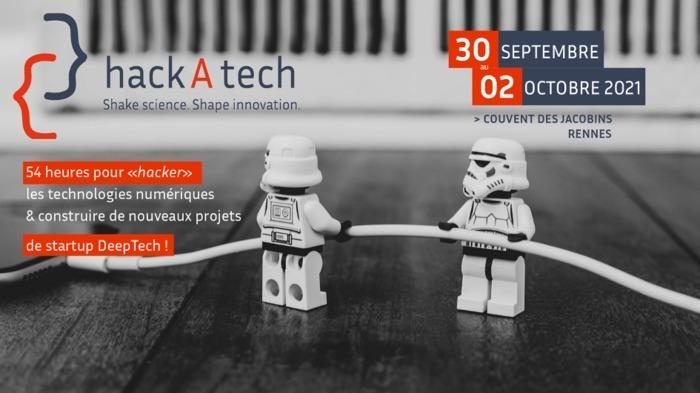 HackAtech : marathon d'innovation en sciences du numérique