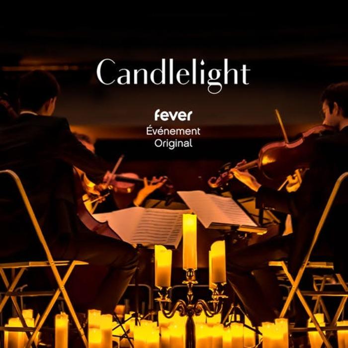 Candlelight : les 4 Saisons de Vivaldi à la lueur des bougies au Palais de la Bourse