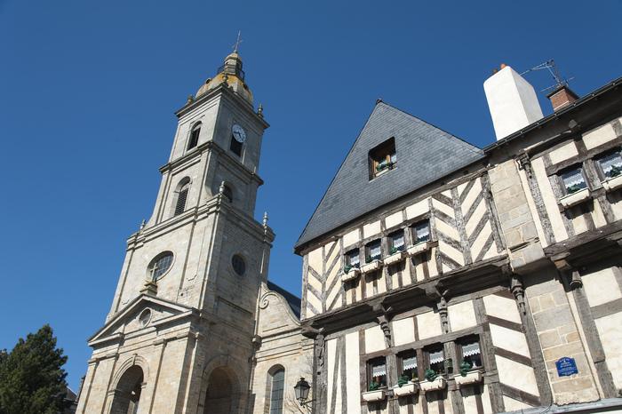 Journées du patrimoine 2020 - Enquête sur le quartier Saint-Patern
