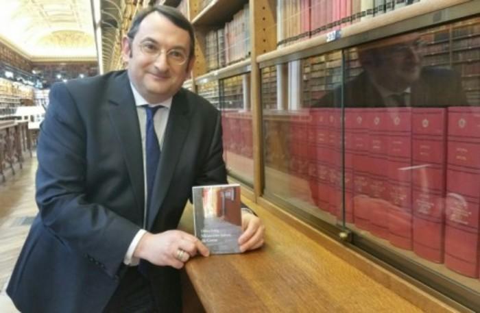 Journées du patrimoine 2019 - Conférence exceptionnelle de Didier Long, auteur de