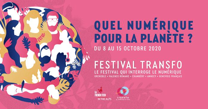 illustration festival transfo