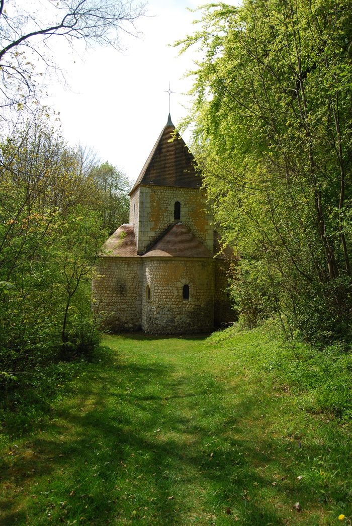 Journées du patrimoine 2020 - Visite guidée de la chapelle Saint Saturnin