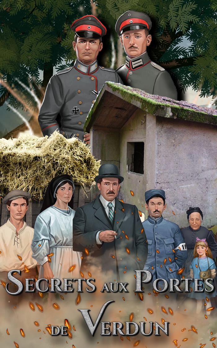 Journées du patrimoine 2020 - Explor'Game aux Portes de Verdun