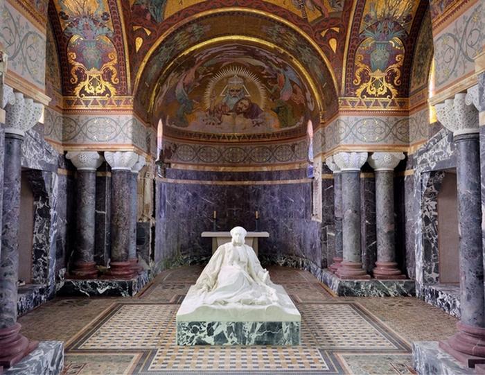 Journées du patrimoine 2019 - Mausolée de Bourgogne