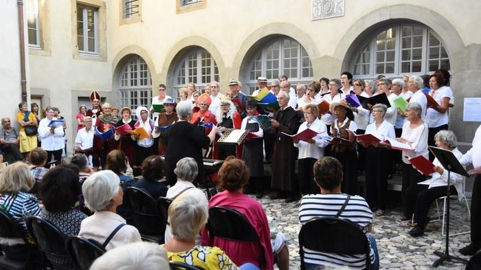 Journées du patrimoine 2020 - Concert - Ecole de musique et de danse de Thonon